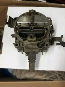 1970 Buick V8 Quadrajet 4 Barrel Carburetor 7040240 Pontiac Olds 68 69 70 72