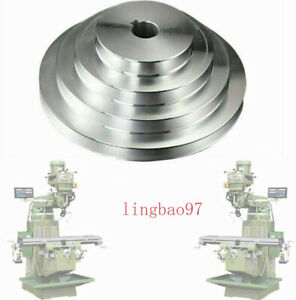 Milling Machine Parts A49 Motor Belt Gear Transmission Pulley For Bridgeport