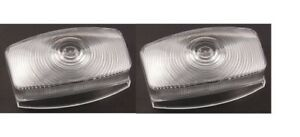 1955 1956 Ford Truck Ford Pickup Clear Park Lamp Lens