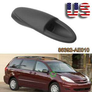 Antenna Ornament Bezel Cover Base Fits 2004 2010 Toyota Sienna 86392 ae010