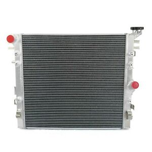 3 Row Aluminum Radiator For Jeep Wrangler Jk V6 3 6l 3 8l 2007 2015