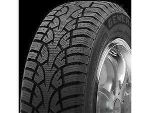 2 New Lt265 75r16 General Altimax Arctic Studable Load Range E Tires 265 75 16 2
