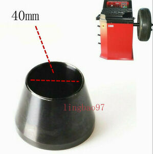1 Tyre Wheel Balancer Part Cone 40mm Shaft Accuturn Coats Range Car Truck Tool