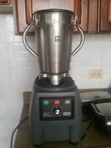 Waring Cb15v 4 Quart Variable Speed Bar Blender Heavy Duty 3 75 Hp