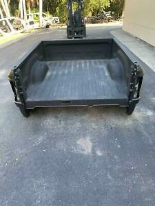 2009 2018 Dodge Ram 1500 Truck Bed Box 6 4 W o Side Storage Crew Cab