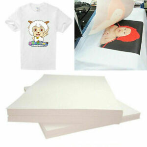 Sublimation Paper For Inkjet Printer With Sublimation Ink A4 100 Sheets