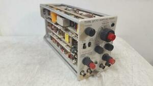 Tektronix Type 3t77 Sampling Sweep Plugin Unit
