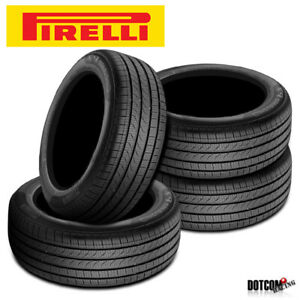 4 X New Pirelli Cinturato P7 As 205 55r16 Rft Tires