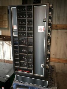 Antares Combo Vending Machine Fmr13 New 7soda 9 Snack Complete With Bill Changer