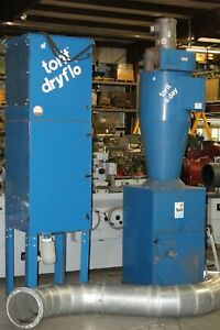 Dmc d1 Donaldson torit dryflo Mist Collector With Cyclone And Catc