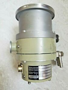 Pfeiffer Tph 110 Turbomolecular Turbo High Vacuum Pump Pmp01109 b021
