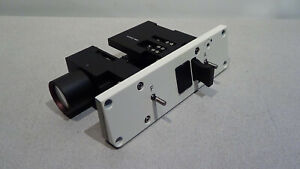 Zeiss Axiotron 45 28 65 9901 F A Filter Slider Assembly