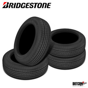 4 X Bridgestone Ecopia Ep20 195 65r15 89s All Season Performance Tires
