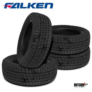 4 X New Falken Wildpeak A t Trail 215 60r17 Tires