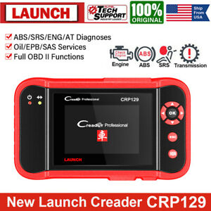 2020 Version Launch Crp129 Pro Obdii Obd2 Car Diagnostic Scanner Obd Code Reader