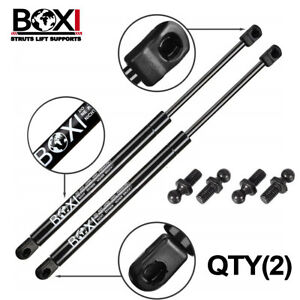 Pair Rear Hatch Lift Support Liftgate Struts Trunk For Jeep Grand Cherokee 05 10