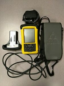 Trimble Recon Tds Data Collector Pocket Pc pen adapter usb Cable case battery