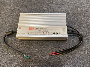 Mean Well New Hlg 600h 54a 54v 11 2a 600w Led Driver Power Supply