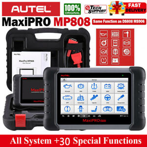 2021new Autel Maxi Pro Mp808 Car Obd2 Diagnostic Scanner Tool Key Coding Ds808