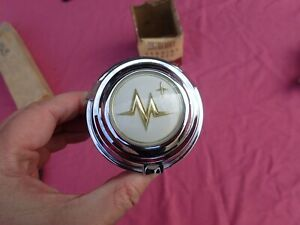 1956 Mercury Horn Button Nos Cap Center