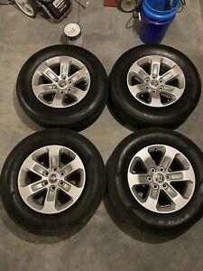 21 2020 2019 Ram 1500 4x Wheels And 4x Tires Package Laramie Big Horn Rebel Rims