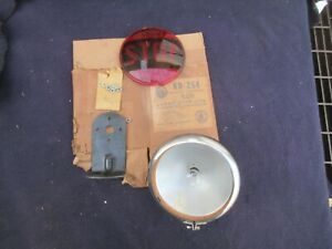 Vintage Kd Stop Parking Tail Light Hot Rat Rod Model A T Ford Chevy Buick