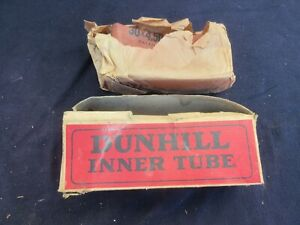 Nos Vintage Original Accessory Dunhill Model T Ford Red Tire Tube 30 X 4 50