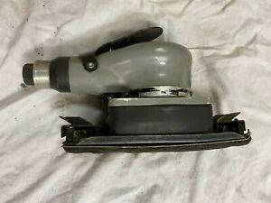 Sioux Usa Palm Sander Pneumatic Auto Body Air Tool Tested
