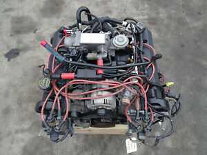 96 97 98 Ford Mustang Gt 4 6l Sohc Pi Engine Motor Assembly Take Out 21