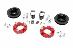 Rough Country 2 Lift Kit Fit 10 20 Toyota 4 Runner 4wd X Reas System Red