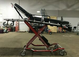 Ferno Powerflexx 700 Lbs Ambulance Stretcher Power Flexx Powerflex Stryker Ems 2