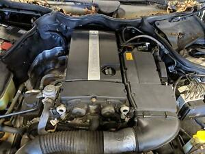 2003 Mercedes C230 1 8l Engine Motor With 82 254 Miles
