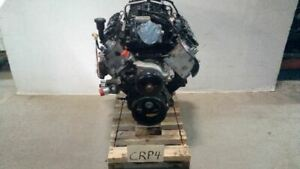 5 3l Engine Fits 09 Avalanche 1500 Vin J 8th Digit Opt Ly5 6214521