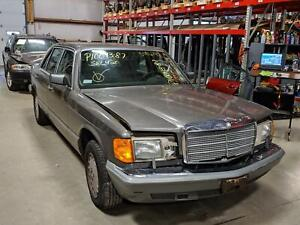 Automatic Transmission Out Of A 1987 Mercedes 420sel With 114 895 Miles
