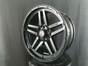 Hartes Metal Savage Offroad Wheels 20x10 6x139 7 18 For Toyota Fj Cruiser T100