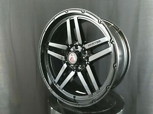 Hartes Metal Savage Offroad Wheels 20x12 6x139 7 Et 44 For Dodge Ram 1500 2019