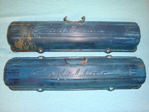 Cadillac 331 Engine Valve Covers