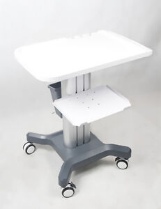 New Ultrasound Stand Trolley Mobile Cart For Portable Ultrasound Scanner Machine