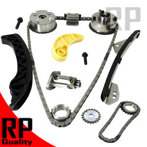 Exhaust Intake Vvt Camshaft Gear Timing Chain Kit For Toyota Corolla Prius 1 8