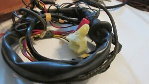 Nos 1969 Ford Galaxie Ltd Xl Country Squire Rh Front Door Wiring Harness Assembl