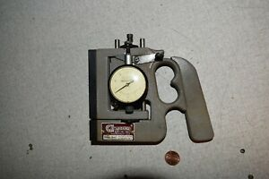 Standard Gage Co Versa dial Form Gage