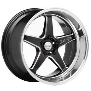 Lenso Wheel Project d D1sf low 18x95 5x114 3 22 For Chevrolet