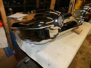 1958 Cadillac Front Bumper Re Chromed