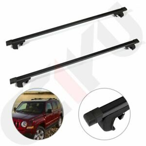 48 Roof Rack For Jeep Patriot Heavy duty Cross Bars Carrier Cargo 2006 2009 Usa