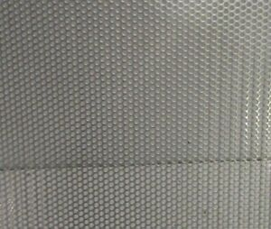 1 8 Round Holes 18 Ga 304 Stainless Steel Perforated Sheet 12 X 12