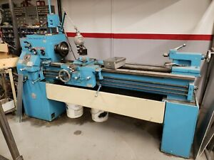 Lathe Leblond Regal 15 X 54 Centers Great Condition