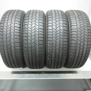 P225 65r17 Michelin Energy Saver A s 100t Tire 9 32nd Set Of 4 No Repairs