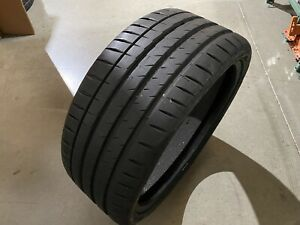 Michelin Pilot Sport 4s 235 35zr20 92y Xl To Tesla Model 3 Tire 49531