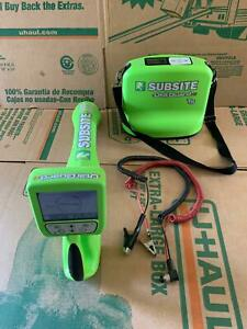 Subsite Ditch Witch Utiliguard T5 Cable And Pipe Locator Cable locator