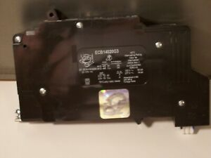 Square D Ecb14020g3 Powerlink Remotely Operated Circuit Breaker 1 pole 20 amp